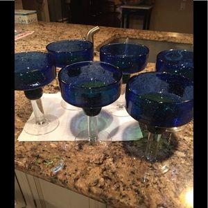 Other - Margarita glasses